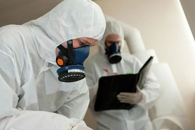 Mold, Lead, and Asbestos Inspection and Testing Service